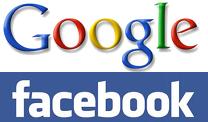 Google und FaceBook