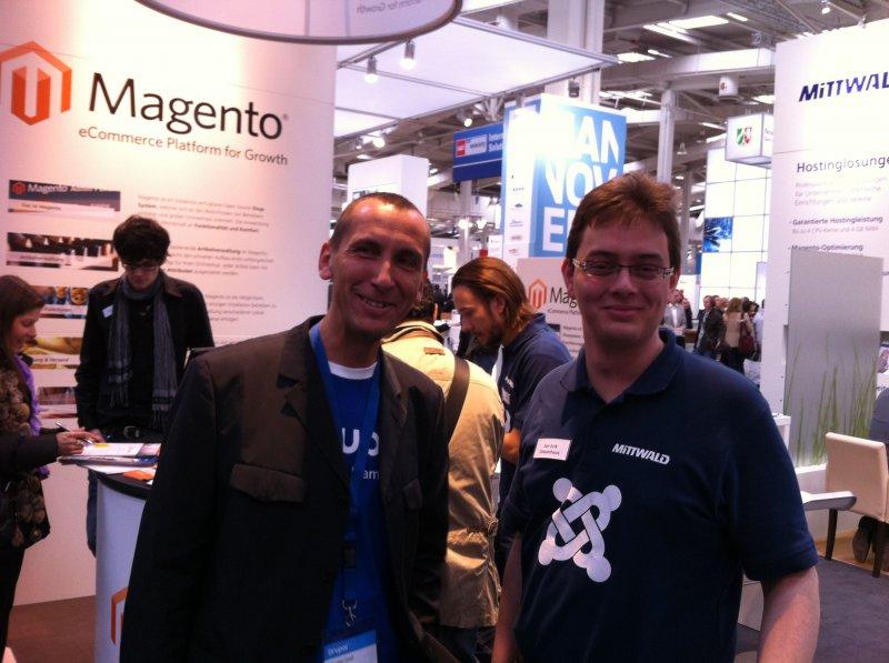 Hagen Graf und Jan Erik Zassenhaus